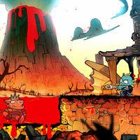 Wonder Boy: The Dragon's Trap paseará sus bonitos y coloridos gráficos también por smartphones