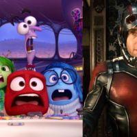 'Del revés' ('Inside Out') y 'Ant-Man' son las películas más irresistibles del verano, según nuestra encuesta
