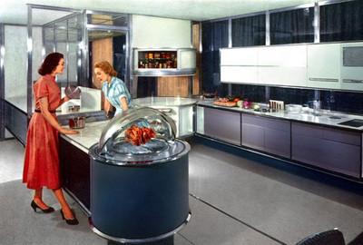 Especial retro futuro: 2001, odisea en la cocina