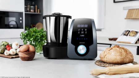Si te has quedado sin el robot de cocina de Lidl aprovecha el descuento y hazte con la Mambo de Cecotec por mucho menos con este cupón