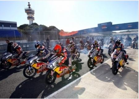 Arranca la Red Bull MotoGP Rookies Cup