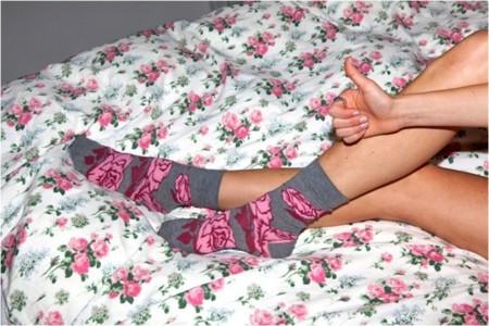Los calcetines, el último complemento de moda