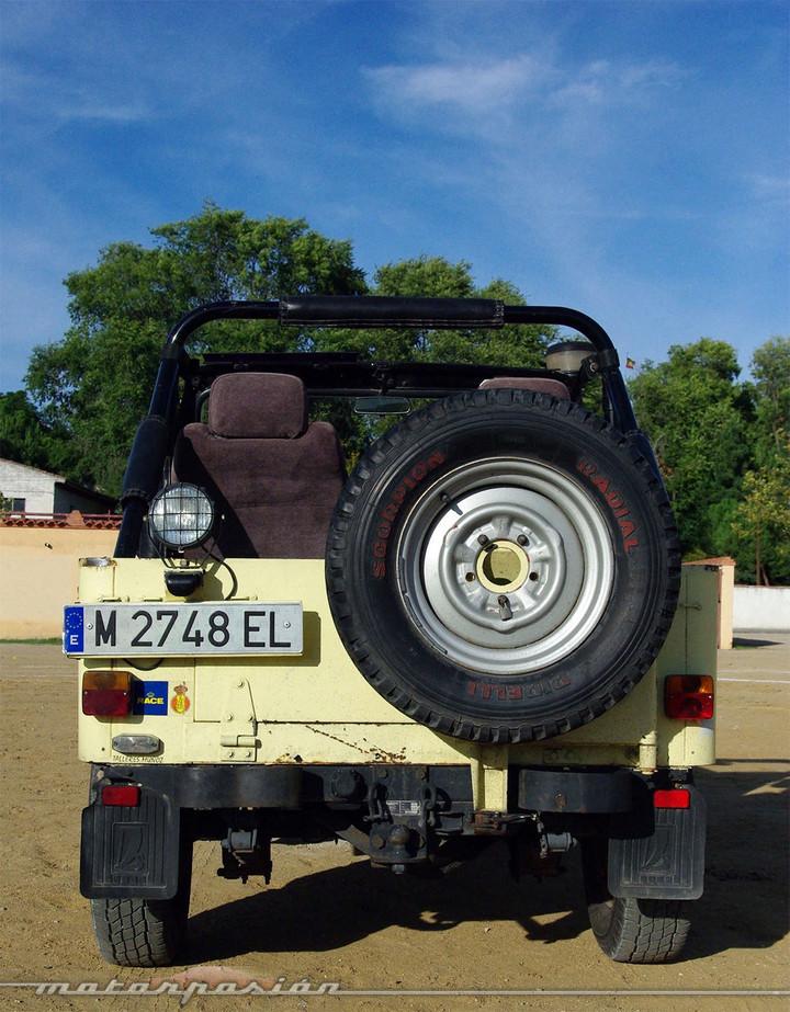 Foto de Jeep Viasa CJ-3B (1981) (4/14)