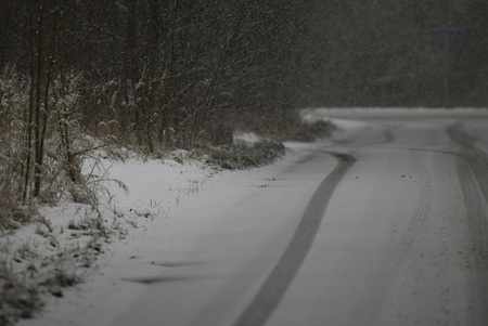Conducción en invierno