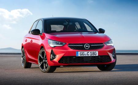 Opel Corsa 2020 1