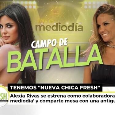Sonsoles Ónega ficha a Alexia Rivas en 'Ya es mediodía' y huele a movida en Telecinco: la reacción de Marta López