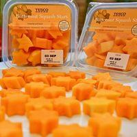 Verduras con formas divertidas: así propone Tesco que los niños coman más vegetales
