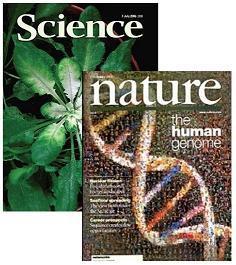 Sólo un 2% de los artículos de Nature y Science son españoles