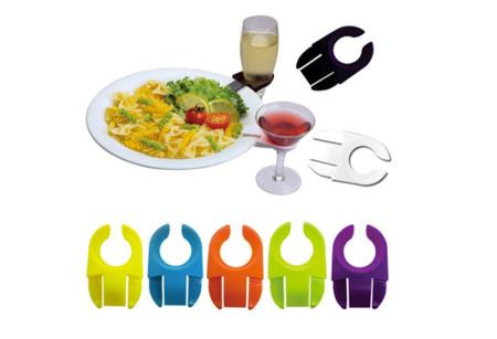 Porta platos para copas