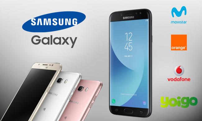 Samsung Galaxy J7 (2017) y Galaxy J5 (2017) llegan a Movistar, Vodafone, Orange y Yoigo: comparamos precios