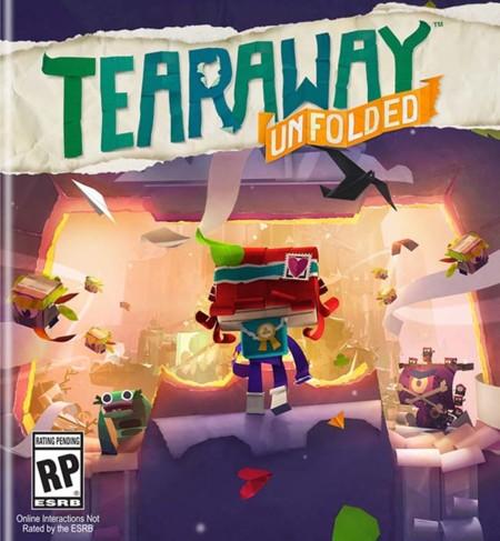 Tearaway Unfolded ya tiene fecha y precio para PS4