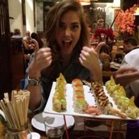 El sushi son los nuevos macaroons