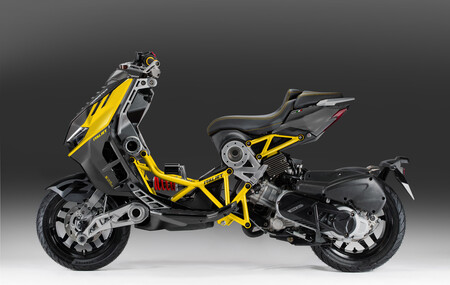 Dragster Yellow/Black