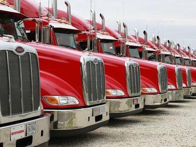 Los camiones están destruyendo las carreteras