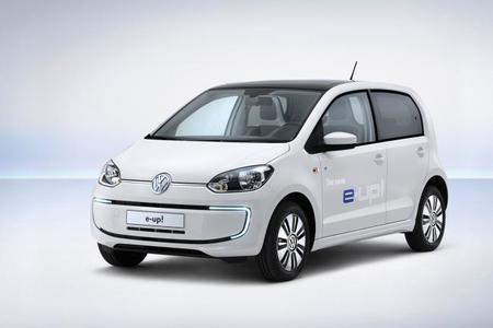 El Volkswagen e-Up! se presentará en Fráncfort