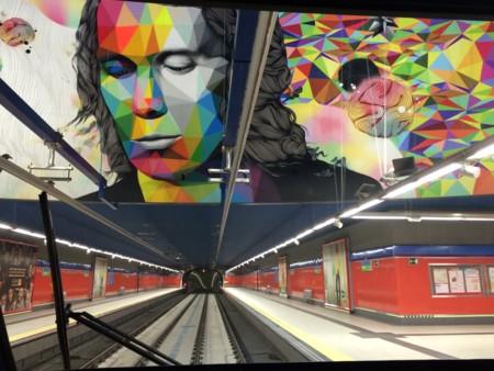 Paco De Lucia Metro De Madrid