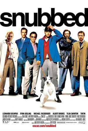 Los rechazados de los Oscar 2012