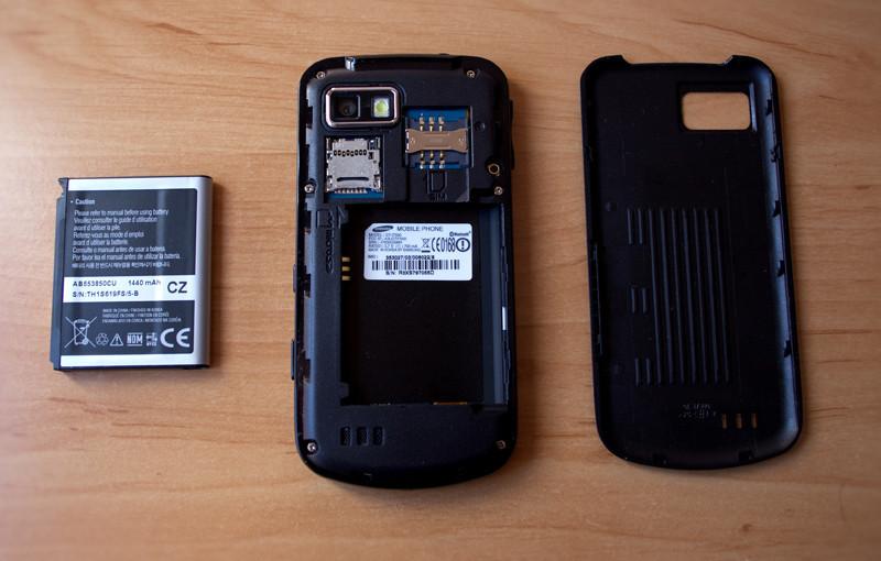Foto de Samsung i7500 Galaxy (15/23)