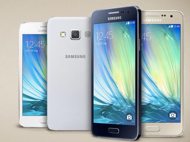 Galaxy A9 Pro 1