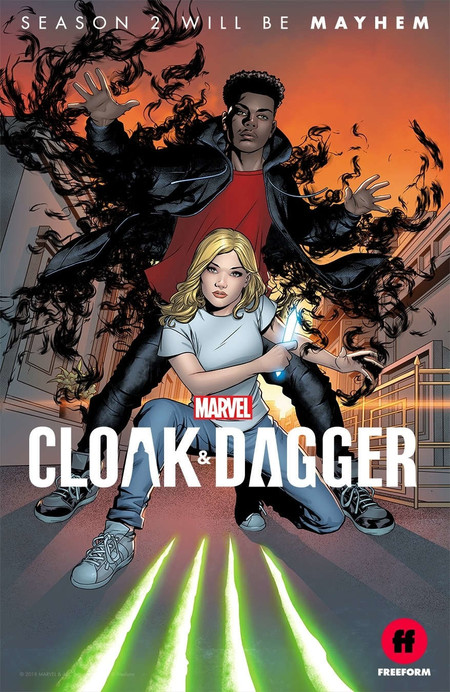 Cloak Dagger Season Two Keyart 1124158