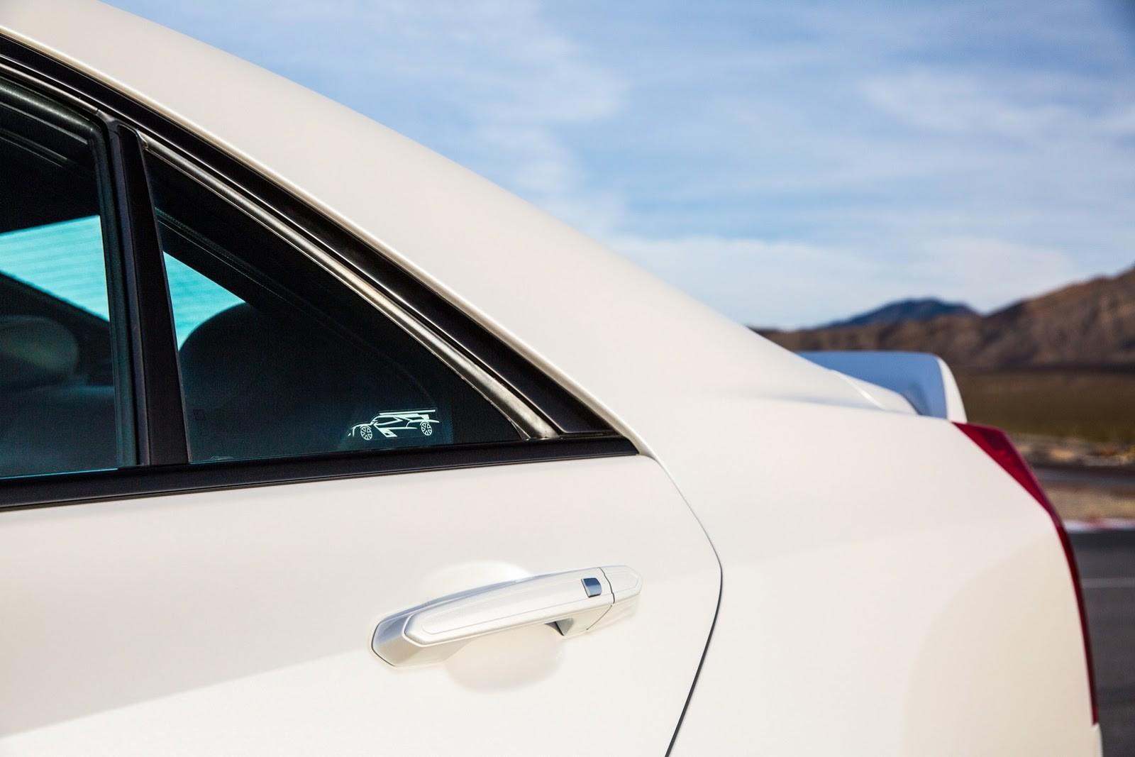 Foto de Cadillac ATS-V y CTS-V Chambipnchip Edition (6/14)