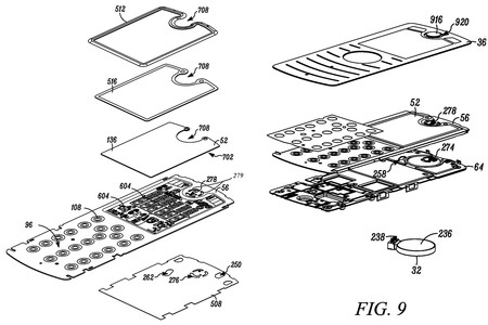 Motorola Motofone F3 Patente