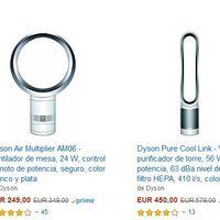 Amazon nos ofrece 4 ofertas en ventiladores Dyson para superar la ola de calor por menos dinero