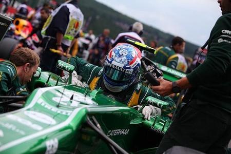 Giedo Van der Garde despierta el interés de Williams y Force India