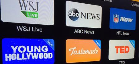 TED, Tastemade y Young Hollywood, los nuevos canales que llegan al Apple TV