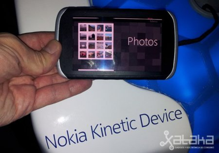 Nokia Kinetic Labs