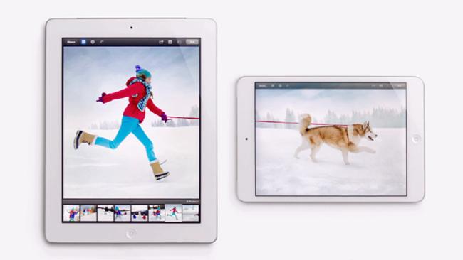 Anuncio iPad y iPad mini