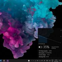 Esta aplicación es un interesante reemplazo para el monitor de batería en la barra de tareas de Windows 10