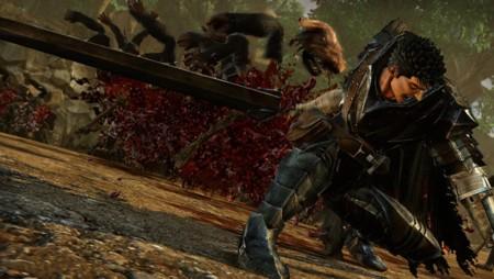 La fuerza bruta de Guts en un gameplay de 8 minutos de Berserk and the Band of the Hawk [TGS 2016]