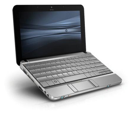 HP Mini 2140, con 10 pulgadas
