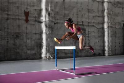 Brianna Rollins, de las calles de Miami a campeona del mundo en solo tres años