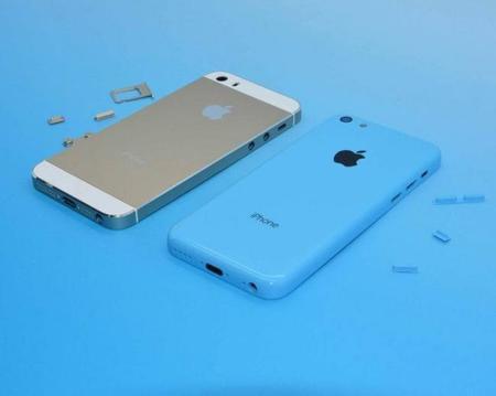 iPhone 5C y 5S, ahora posan juntos para la cámara