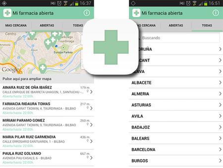 """""""Mi farmacia abierta"""": descubre qué farmacia hay de guardia en tu ciudad con tu smartphone"""