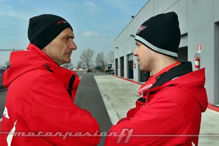 J.A.S Motorsport y Honda Racing, declaraciones y chascarrillos