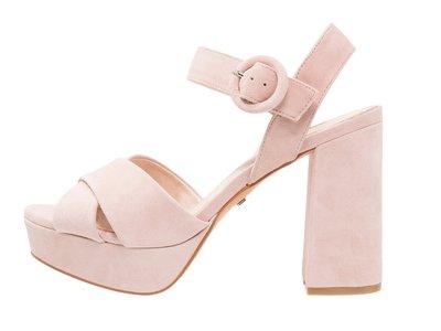 Por sólo 20,95 euros tenemos las  sandalias de plataforma Luke X Strap de Topshop en zalando con envío gratis