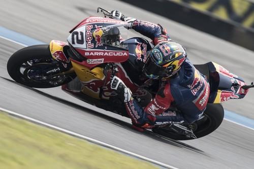 Honda tendrá equipo 100% oficial en WSBK pero sin patrocinio (de momento): Red Bull no cree que sean competitivos