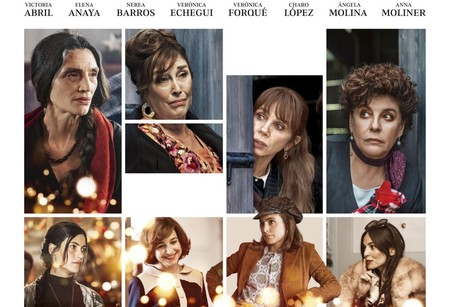 'Días de navidad': la miniserie española de Netflix mejora según avanza apoyándose en un estupendo grupo de actrices