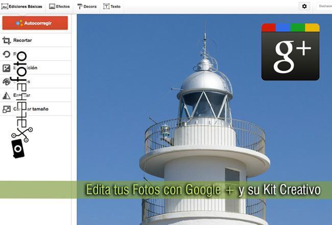 Kit Creativo Google+