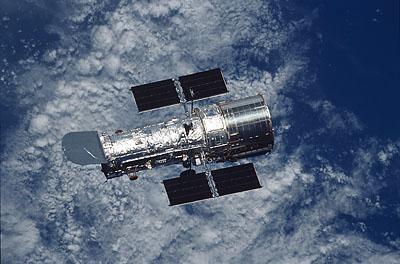 Misión: Salvar el 'Hubble'