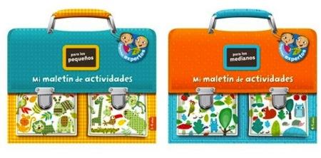 Mi maletín de actividades, el regalo ideal para los más pequeños de la casa