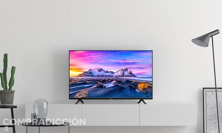 """Pequeña pero muy completa: ahorra 60 euros en la Xiaomi Smart TV P1 de 32"""", hoy en las ofertas previas al Prime Day de Amazon por 229,99 euros"""