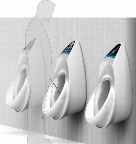 E-Urinal y adiós a los análisis de orina