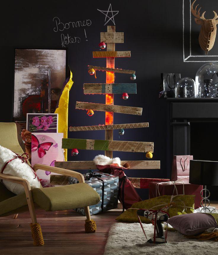 Luces de navidad ideas para conseguir la iluminaci n m s - Ideas para una fiesta de navidad ...