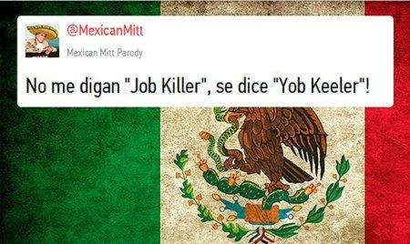 Twitter la vuelve a liar: suspende una cuenta parodia de Mitt Romney