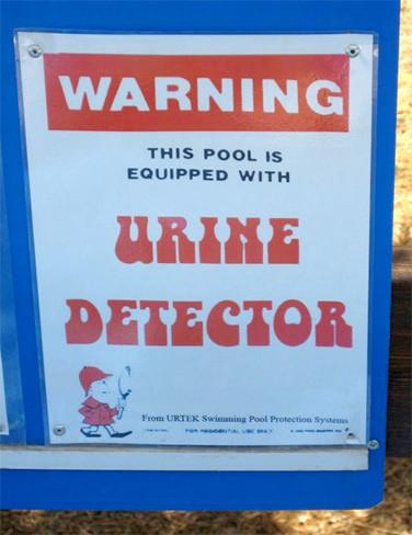 Detector de orina