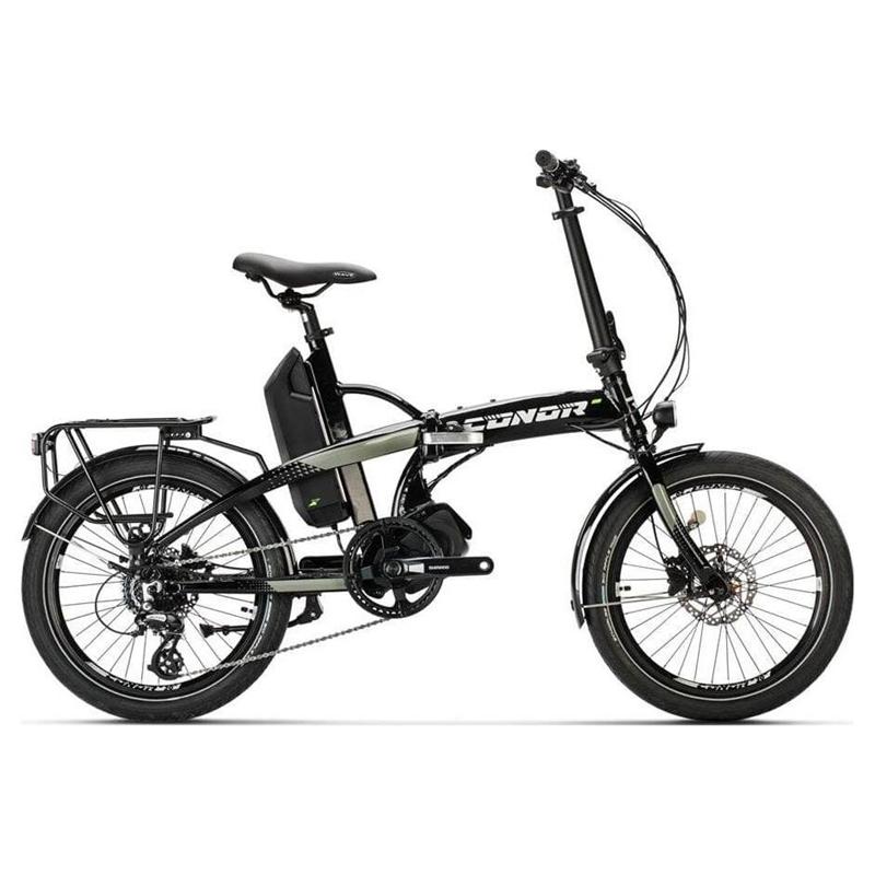 """Bicicleta eléctrica E4 20"""" E-Folding 8V E5000 Conor"""